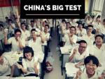 China's big test
