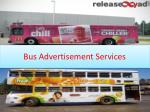 Advertise on All types of Buses