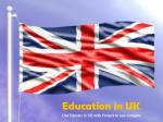 Study in UK, Study Abroad UK, Study Abroad Consultants for UK, UK Education Consultants in Hyderabad