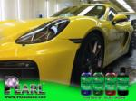 Pearl Nano Coating is optically transparent coating with high impact strength.