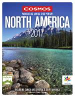 North Americal 2017 - Cosmos Tours