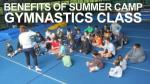Benefits Of Summer Camp Gymnastics Class