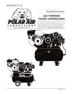 Operating Instructions For Gas Powered Piston Compressors