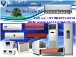 Reputed Ductable AC Dealers in Noida Call 9818934934