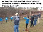 online concealed carry course