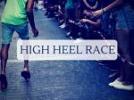 High heel race