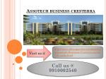 Assotech Business Cresterra 9910002540 Sector 135 Noida Expressway, Office Space for Rent in Noida