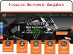 Car Service Center In Bangalore