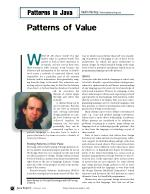 Patterns of Value