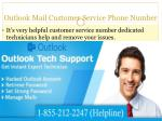 Call: Outlook Mail Customer Service Phone Number