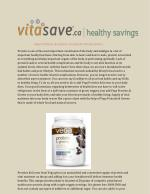 Vega Proteins & Greens: Complete Protein Boost