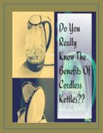 Plastic Kettles Cordless: Superior To Other Ones