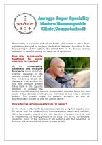 Are there is any risk using homeopathy treatment in cancer?