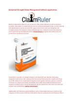 Insurance Claims Software,