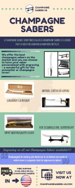 Champagne Sabers and Swords Overview