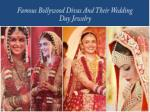 Famous Bollywood Actress and Their Wedding Jewelery