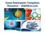 Best PowerPoint Templates Download