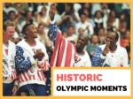 Historic Olympic moments