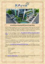 3D Architectural Modeling with Autocad Chicago
