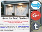 Garage Door Repair Chandler AZ & Installing Garage Door Opener