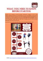 Be Clear About Your Goals from Kickboxing Training