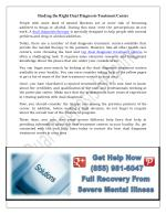 Contact Dual Diagnosis Helpline for Quick Help