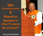 I support Kalraj Mishra