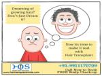 Hair Transplantation in Delhi