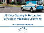 Air Duct Cleaning Services in Middlesex County, New Jersey - Air Duct Brothers
