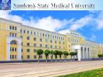 MBBS in Russia? But worried about cost? Try Smolensk State Medical University