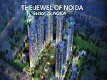 The Jewel Of Noida | Call 91 9953592848 To buy beautiful apartments