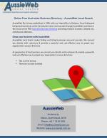 Online Free Australian Business Directory – AussieWeb Local Search
