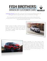 Fish brothers group | Renault cars