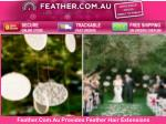Feather.Com.Au Provides Feather Hair Extensions