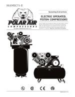 How Electrically Operated Piston Compressors Work?