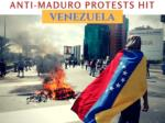 Anti-Maduro protests hit Venezuela