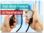Causes of High Blood Pressure