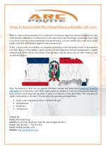 Things To Keep In Mind When Hiring Dominican Republic Call Center