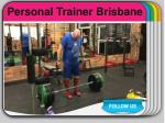 Finding The Perfect Personal Trainer Brisbane
