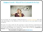 Enlighten Yourself – What All Can A Locksmith Do For You!