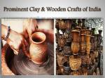 Festivals! decorate home with exuisite wooden and earthen handicrafts