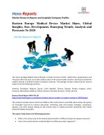 Eastern Europe Medical Device Market Size, Emerging Trends and Overview To 2020: Hexa Reports