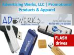 Advertising Werks, LLC | Promotional Products & Apparel