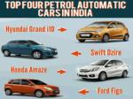 List of Petrol Automatic Cars in India