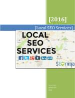 Local SEO Services Help a Business Move Closer To Success in No Time