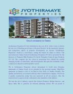 Gated community in Guntur