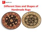 Rugsville   Different Sizes and Shapes of Rugs