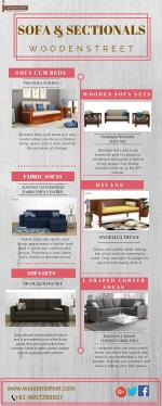 Sofa And Sectionals : Buy Modern Sofa Sets Online India