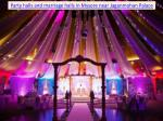 Party halls and marriage halls in Mysore near Jaganmohan Palace