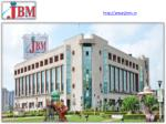 JBM Global School In Noida Extension